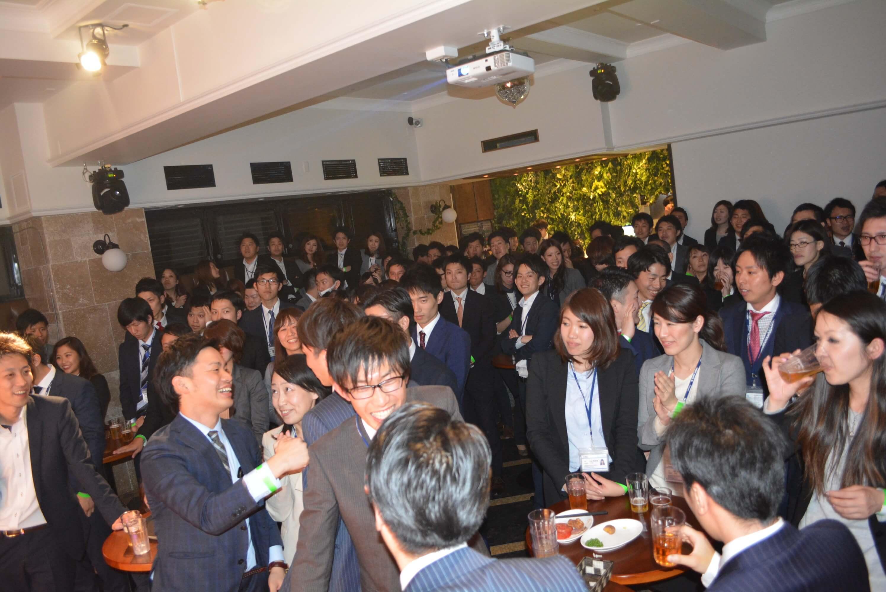 企業パーティー | 渋谷貸切パー...