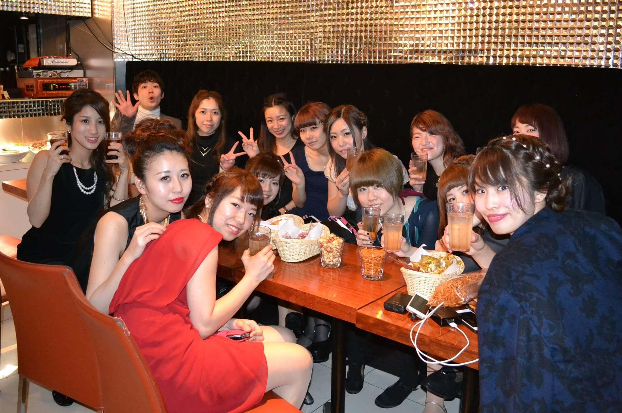 卒業パーティー | 渋谷貸切パー...